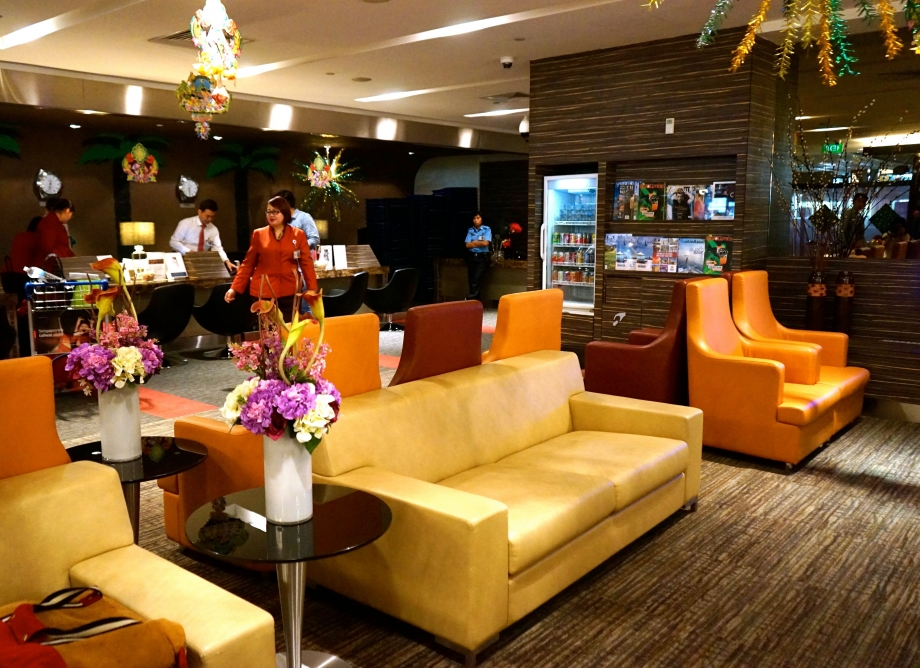 Premier Check In Lounge Changi Airport - AspirantSG