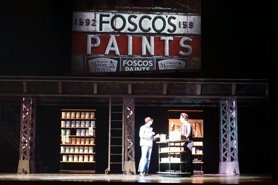 Saturday Night Fever Foscos Paints