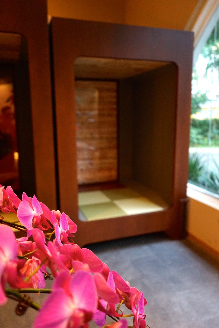 Ki-sho Japanese Fine Dining Waiting Area - AspirantSG
