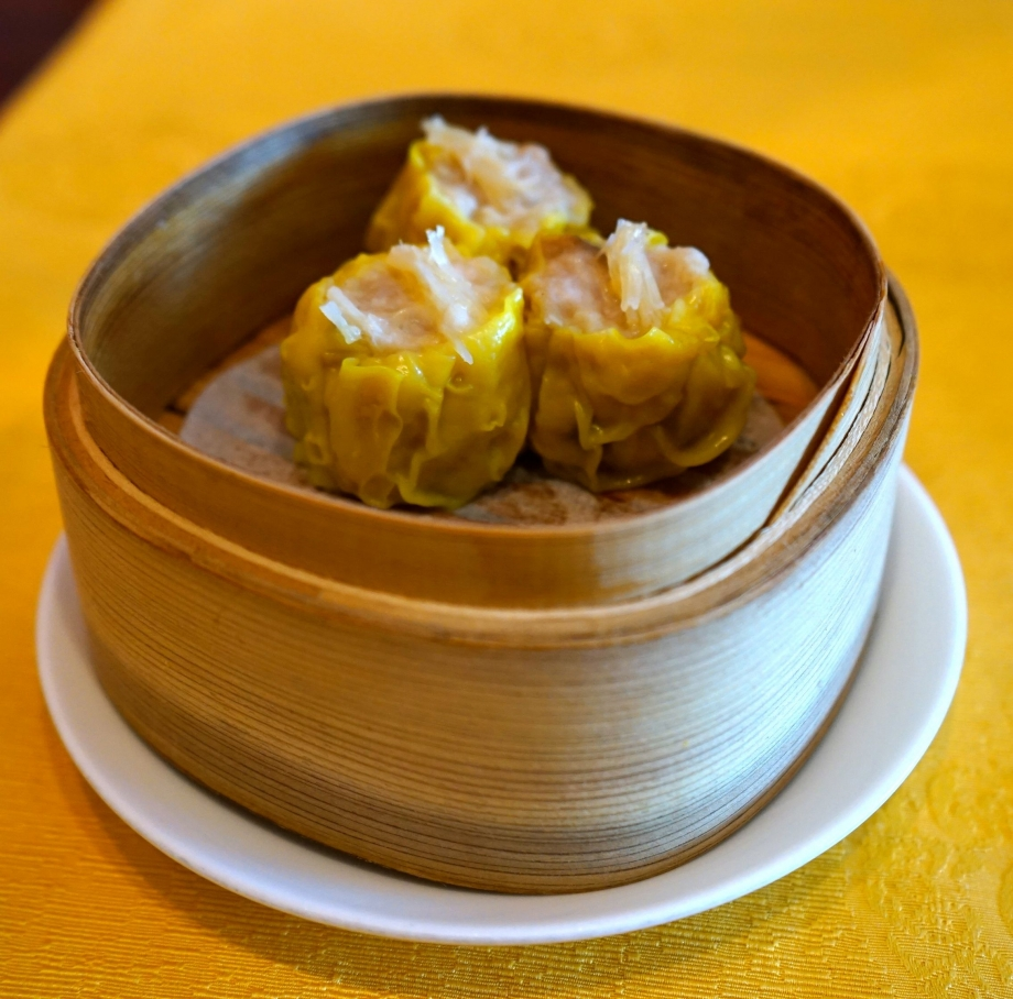 Steamed Pork and Prawn Dumpling with Dried Scallop (Siew Mai) - AspirantSG