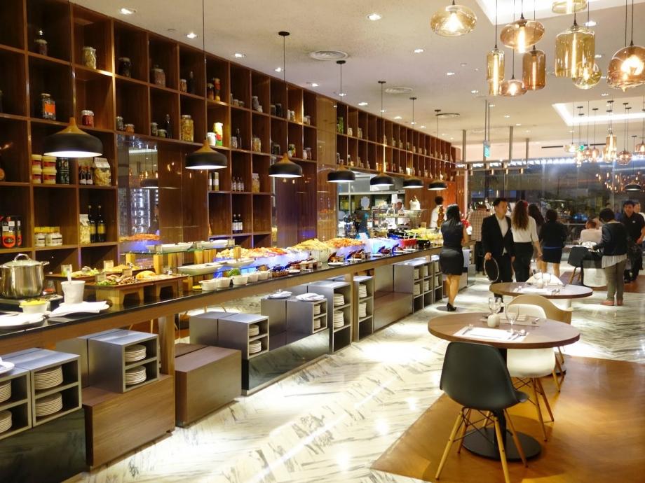 Element, Amara Singapore Hotel - AspirantSG