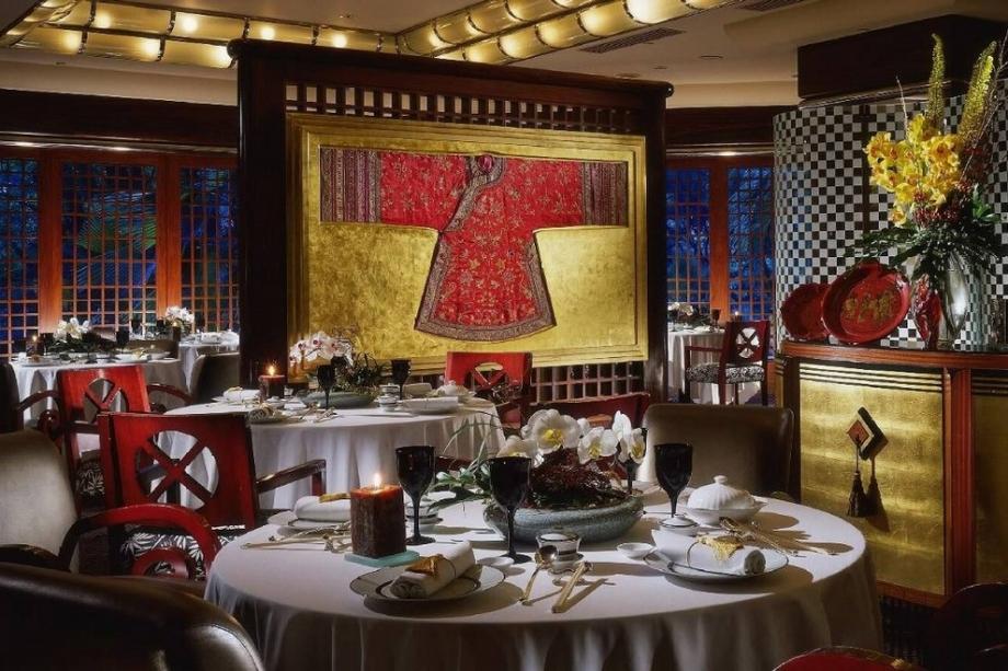 Jiang-Nan Chun, Four Seasons Hotel Singapore - AspirantSG
