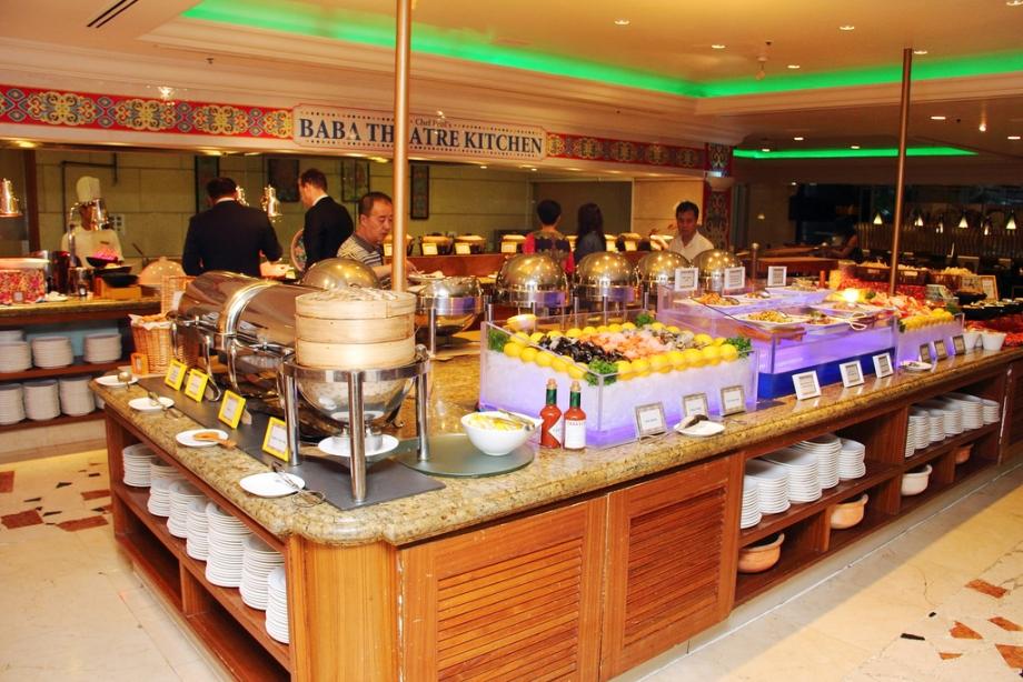 Orchard Café, Orchard Hotel - AspirantSG