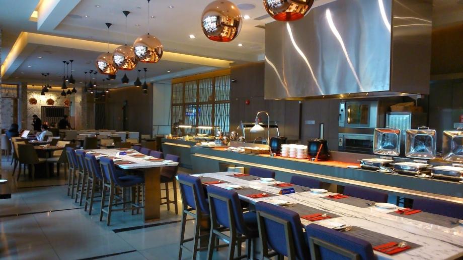 Plate, Carlton City Hotel Singapore - AspirantSG