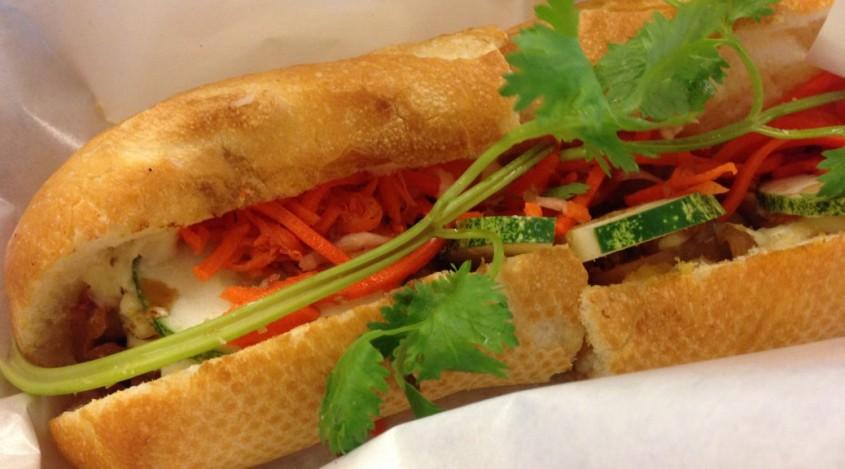 Sandwich Saigon Restaurant Singapore - AspirantSG