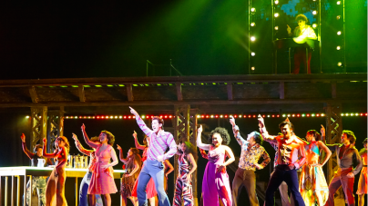 Saturday Night Fever The Musical At Marina Bay Sands Singapore
