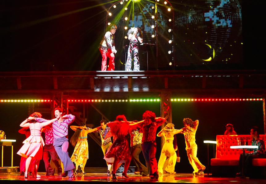 Saturday Night Fever Disco Dancing - AspirantSG