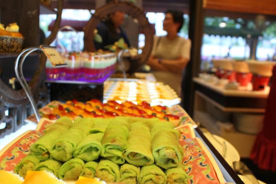 Ellenborough Market Café, Swissotel Merchant Court - AspirantSG