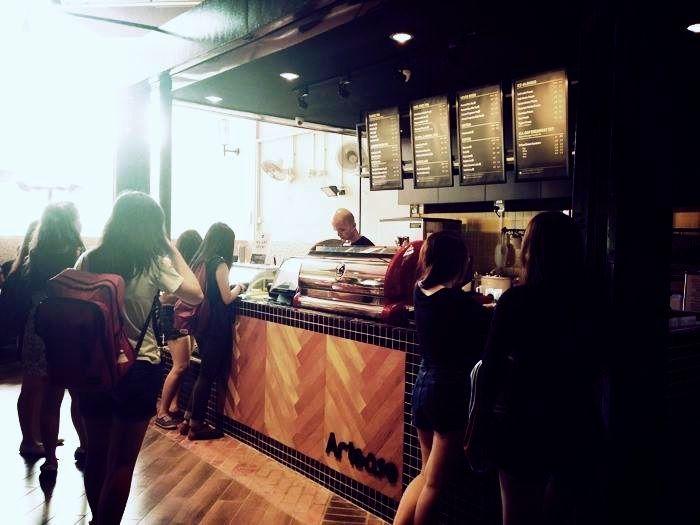 Artease Cafe Singapore Polytechnic - AspirantSG