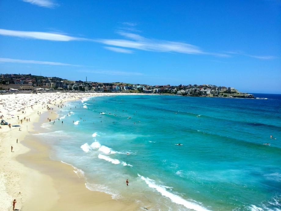 Bondi Beach Sydney Australia - AspirantSG