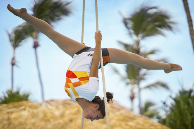 Club Med Punta Cana Aerial Silk - AspirantSG