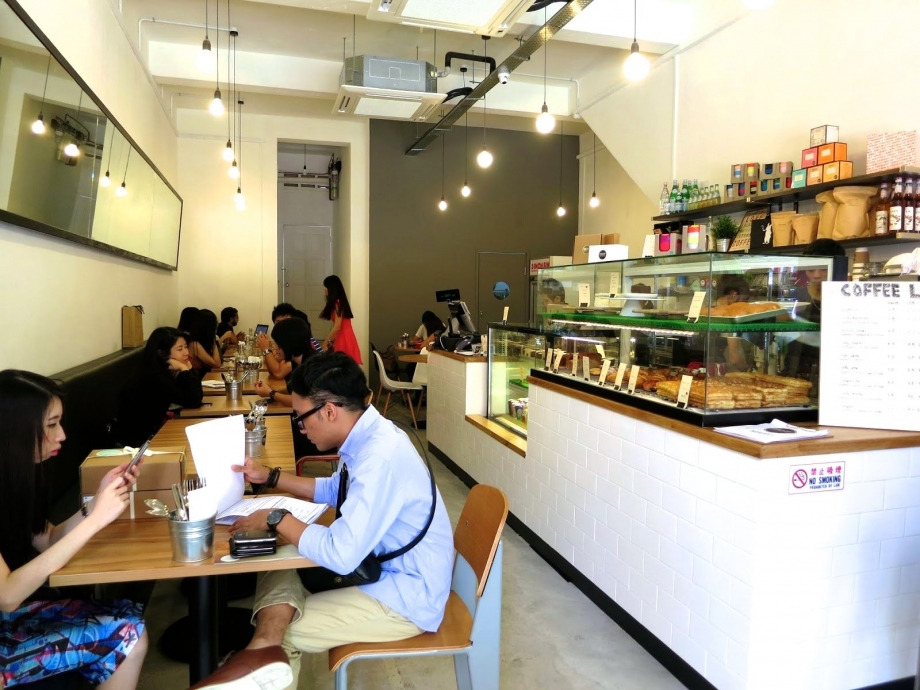 Craft Bakery & Cafe Singapore - AspirantSG