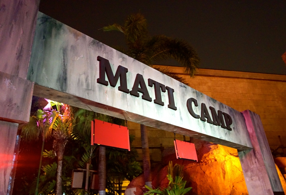 Mati Camp Halloween Horror Nights 4 - AspirantSG