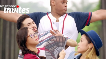 [Sponsored Video] Singapore Invites Fulfil Your Dream Experience With Your Overseas Loved Ones