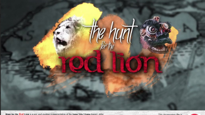 SG50 Film On Singapore History – 'Hunt for the Red Lion'
