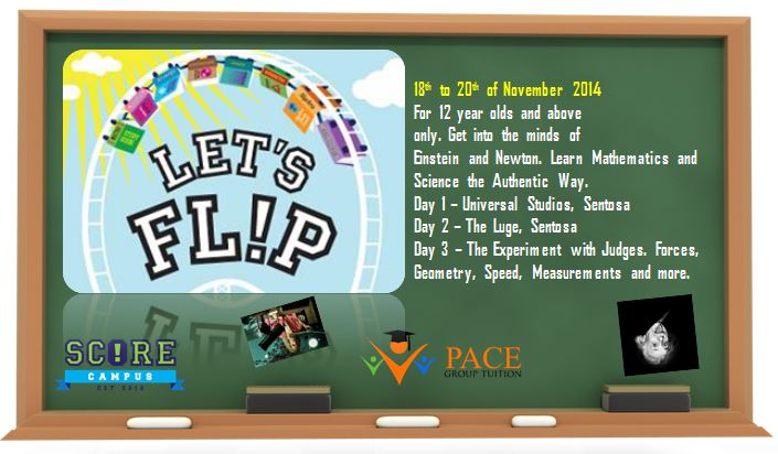 Let's Flip Course For Kids - AspirantSG