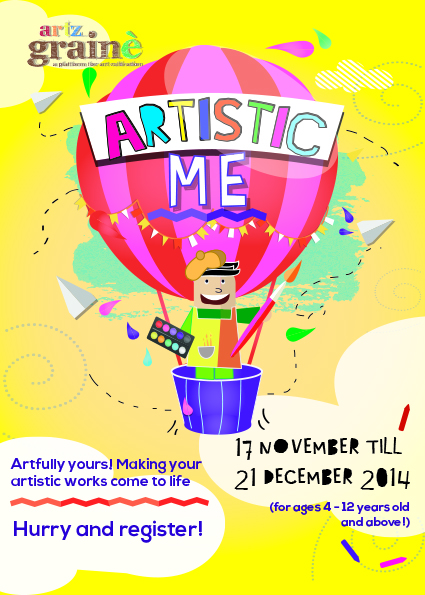 Artz Graine Designer Course For Kids - AspirantSG