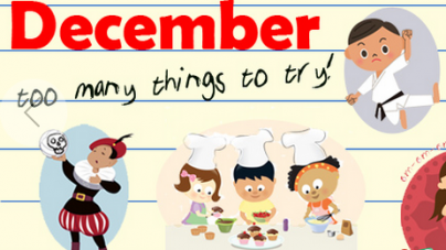 14 Ways To Enrich Your Kids For A Fulfilling Year End Holiday!
