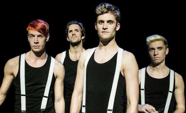 All Male Cast Of A Orange Clockwork In Singapore - AspirantSG