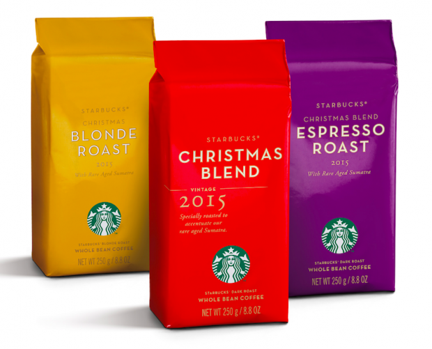 Starbucks Blonde Roast & Expresso Roast - AspirantSG
