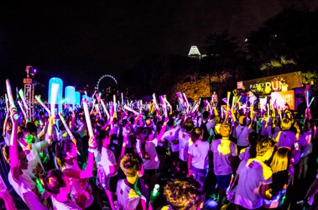 ILLUMI RUN Party Singapore - AspirantSG
