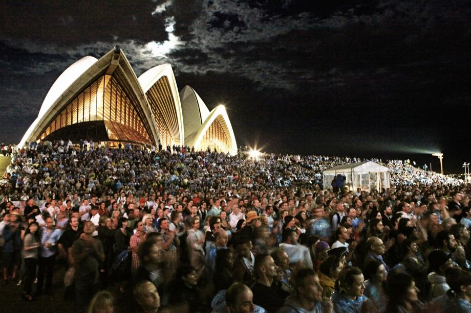 Sydney Festival At Sydney Opera House - AspirantSG