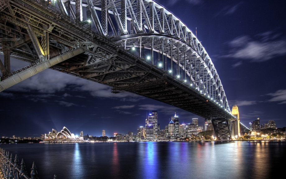 Sydney Harbour Bridge Sydney Australia - AspirantSG
