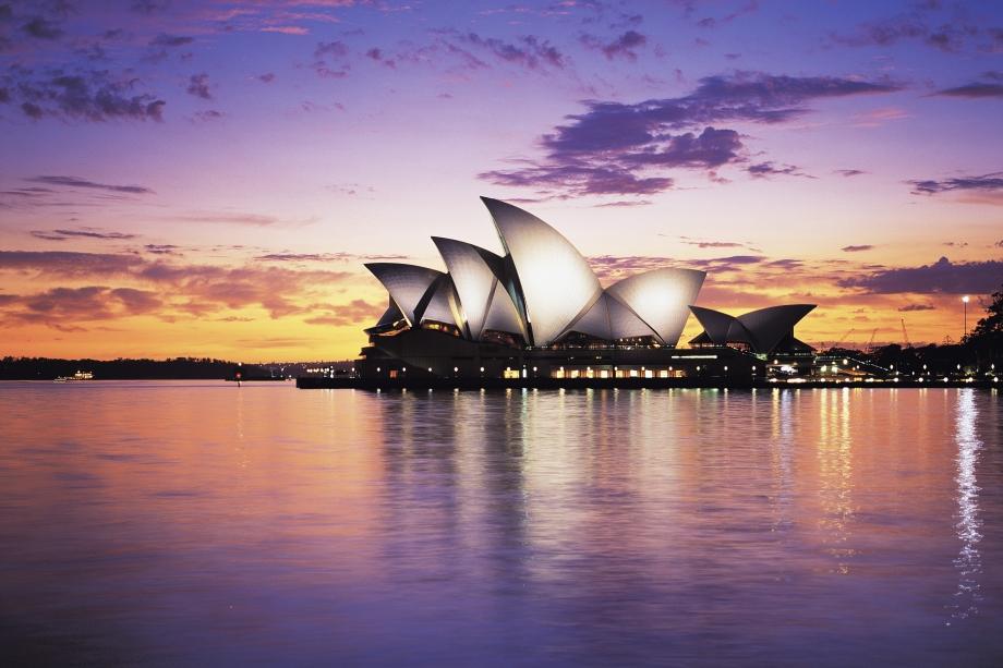 Sydney Opera House Australia - AspirantSG