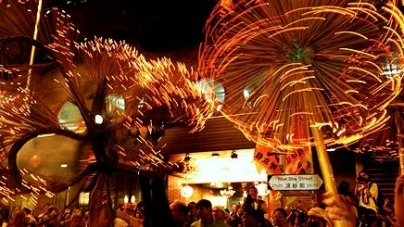 Tai Hang Fire Dragon Dance & Mid-Autumn Festival, Hong Kong