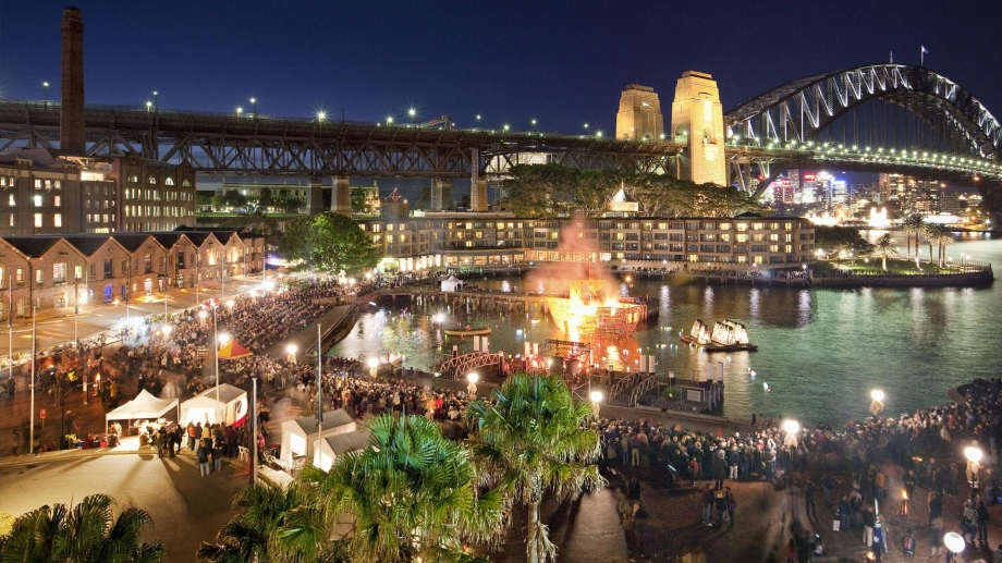The Rocks Sydney Australia - AspirantSG