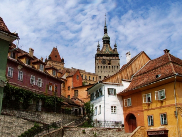 Sighisoara Central Europe - AspirantSG