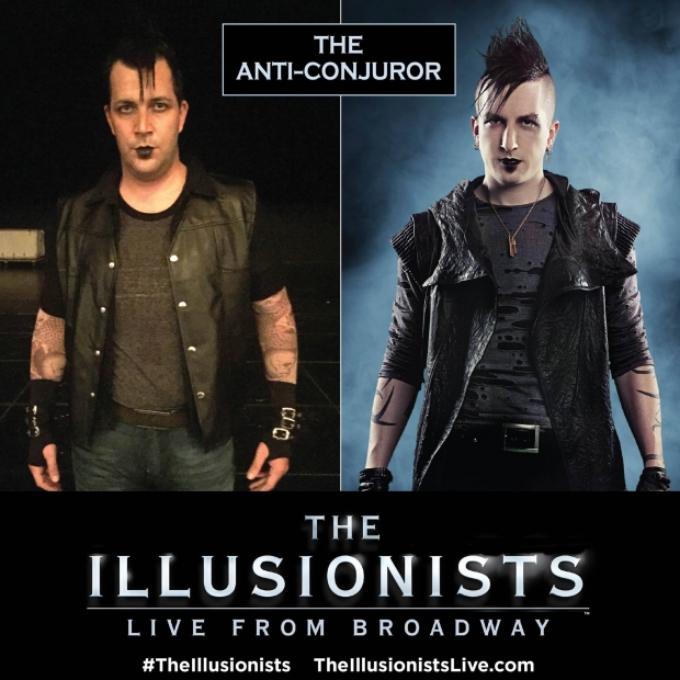 The Anti-Conjuror The Illusionists - AspirantSG