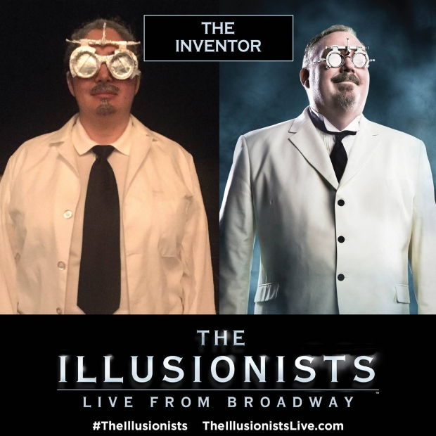 The Inventor The Illusionists - AspirantSG
