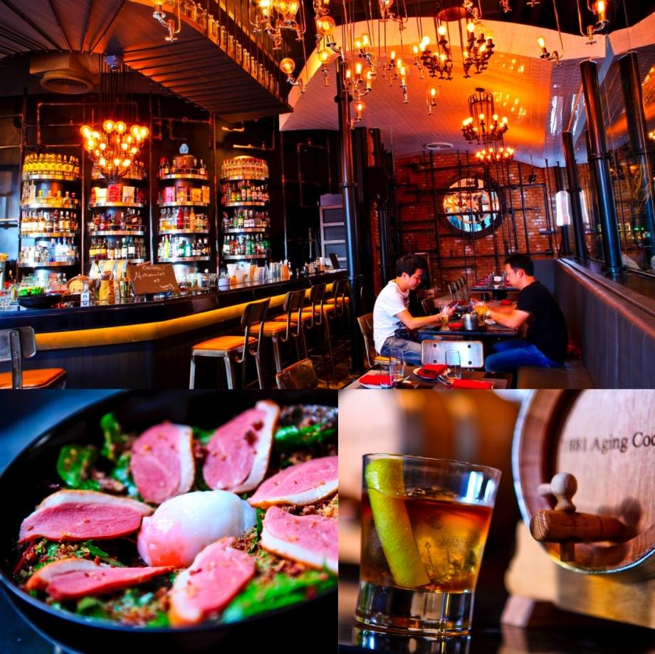1881 Restaurant & Bar By Water Library GROOVE CentralWorld Bangkok - AspirantSG