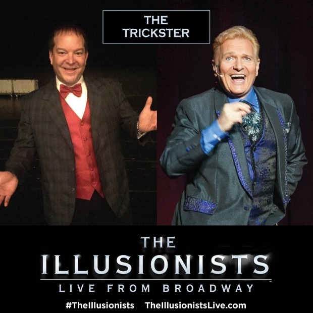 The Trickster The Illusionists - AspirantSG