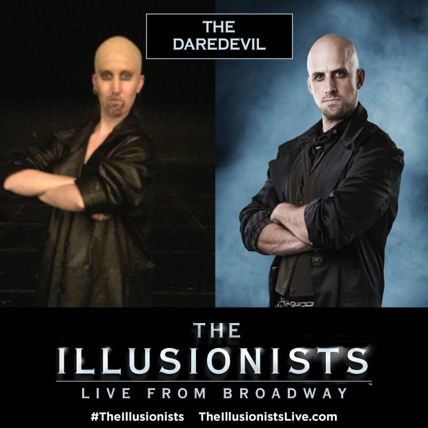 The Daredevil The Illusionists - AspirantSG