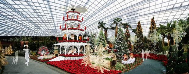 Christmas Toyland At Gardens By The Bay Singapore - AspirantSG