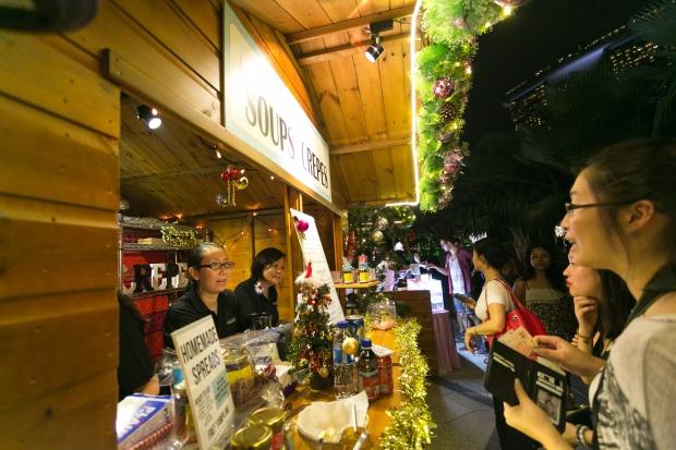 Christmas Wonderland Festive Market Singapore - AspirantSG