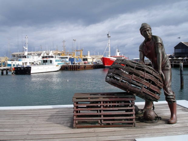 Fremantle Fishing Harbour Australia - AspirantSG