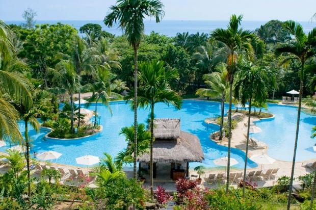 Main Pool At Bintan Lagoon Resort - AspirantSG