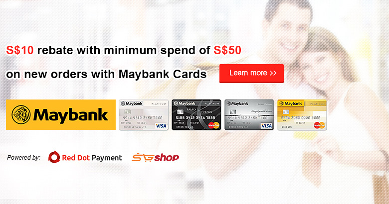 MayBank - SGshop Promotion - AspirantSG