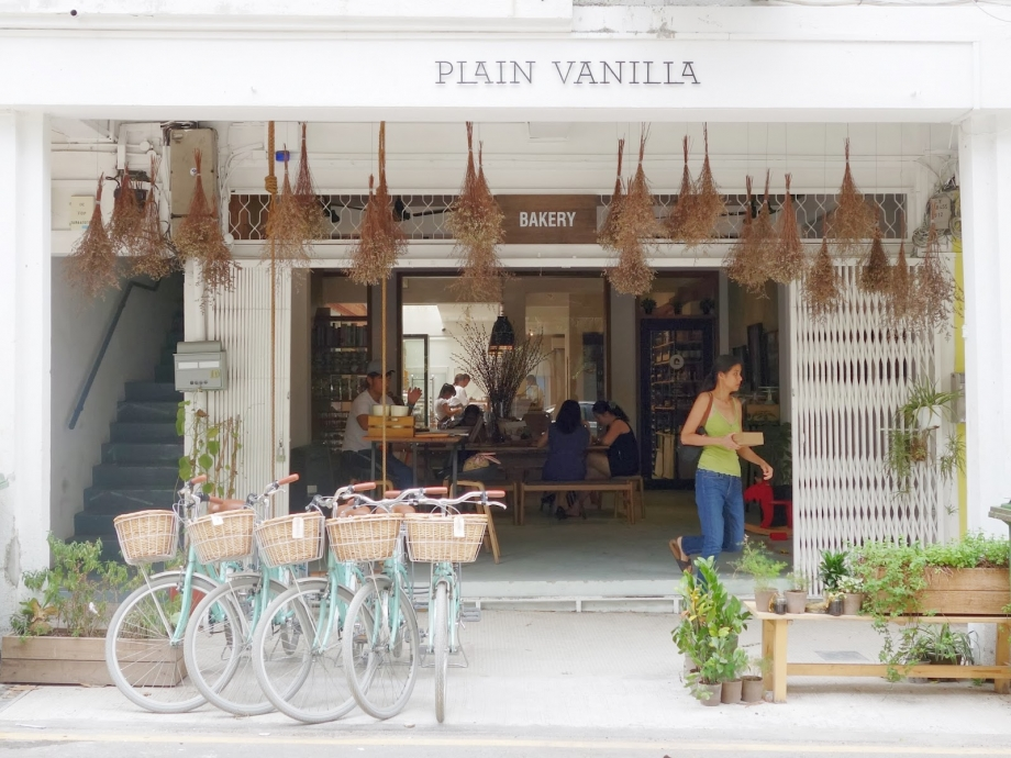 Plain Vanilla Cafe Singapore - AspirantSG