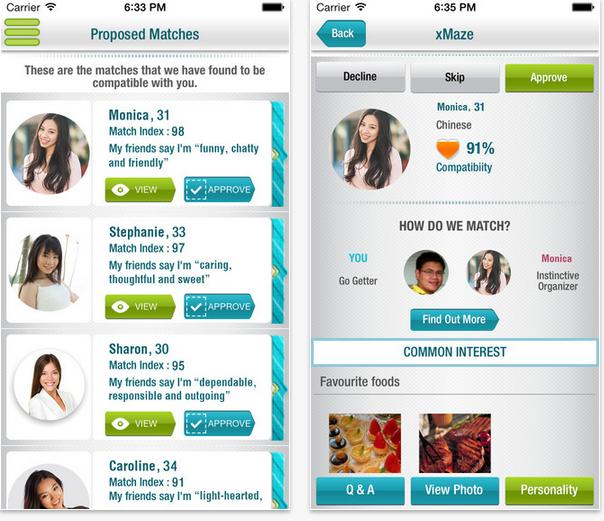 eSynchrony Mobile App - AspirantSG