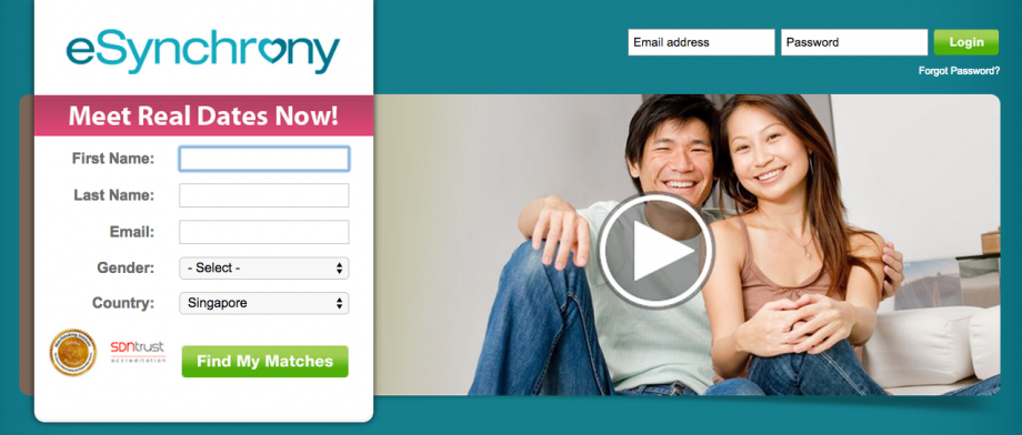 Esynchrony Registration - AspirantSG
