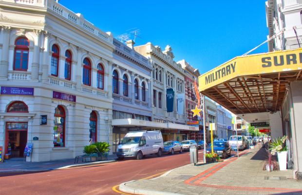 High Street Fremantle Australia - AspirantSG