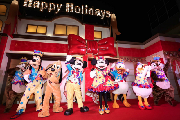 Harbour City Happily Ever After Christmas Celebrations - AspirantSG