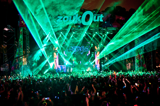 ZoukOut Invitation Only Pre-Party - AspirantSG
