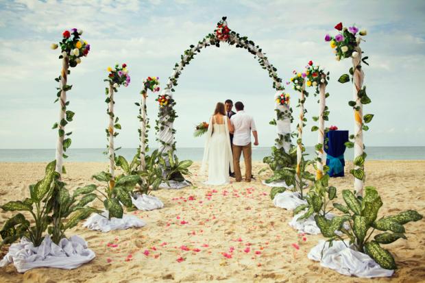 Wedding Ceremony At Bintan Lagoon Resort - AspirantSG