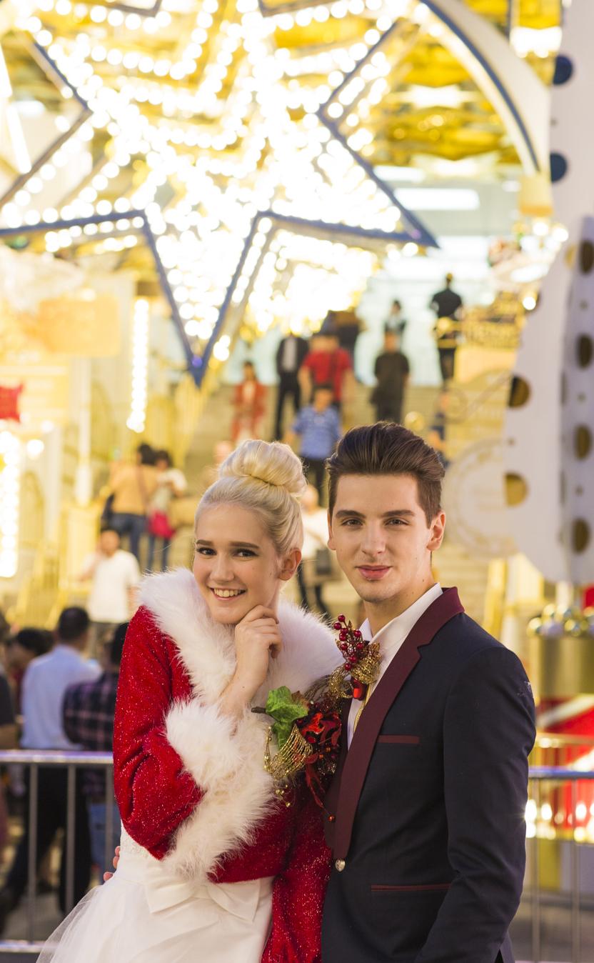 Christmas Magic At Harbour City Hong Kong - AspirantSG