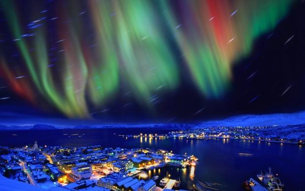 Aurora Borealis - AspirantSG